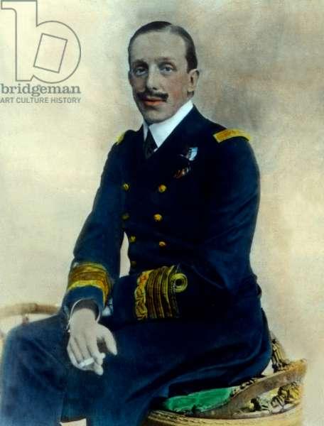 Alphons XIII King of Spain
