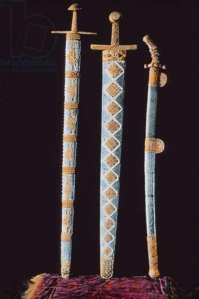 Charles's Swords