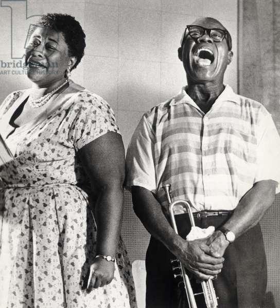 Ella & Louis / ELLA FITZGERALD and LOUIS ARMSTRONG (1956)