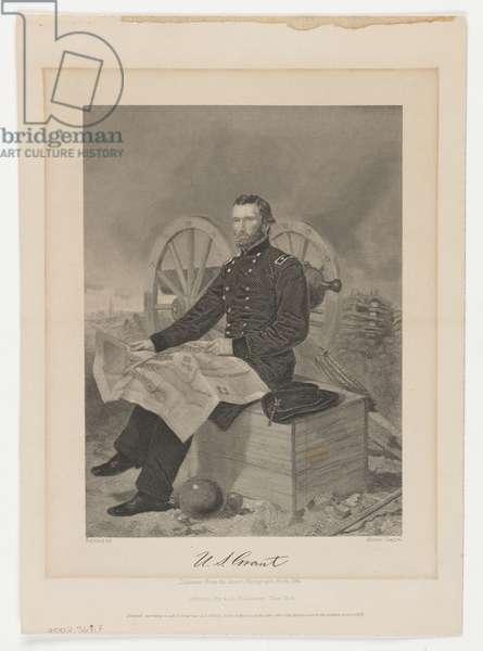 Ulysses S. Grant (engraving)