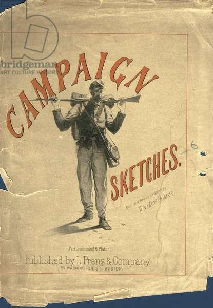 Campaign Sketches, 1863 (lithograph)