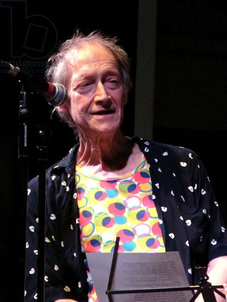 Michael Horovitz, The Tabernacle, Notting Hill, London, 2009 (photo)