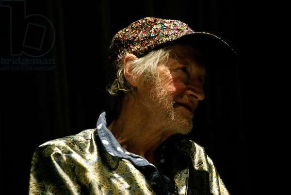 Michael Horovitz, London, 2011 (photo)