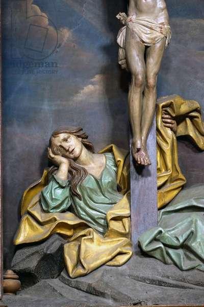 Chapel of the Crucifix in San Pietro, Reggio Emilia, Emilia-Romagna, Italy (photo)