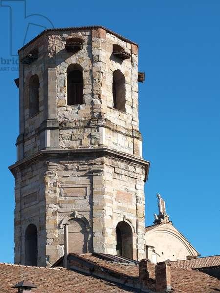 Bell Tower of San Prospero, Reggio Emilia, Emilia-Romagna, Italy (photo)