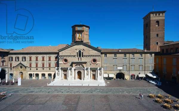 Piazza Duomo (Piazza Prampolini), Reggio Emilia, Emilia-Romagna, Italy (photo)