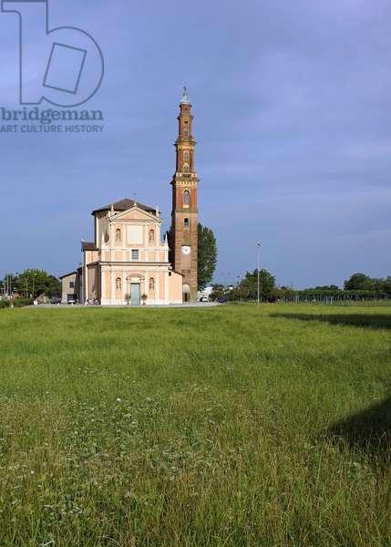 Santa Maria Assunta, Villa Sesso, Reggio Emilia, Emilia Romagna, Italy (photo)