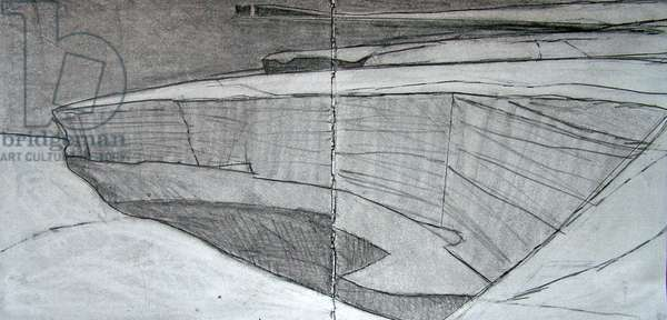 Drawing 2 Benaderreen (pencil on paper)