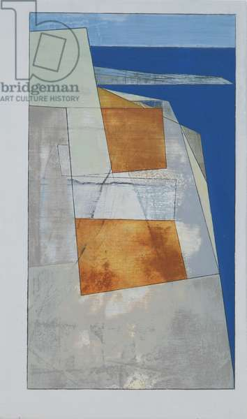 Palamidi 4, 2011 (acrylic on hardboard)