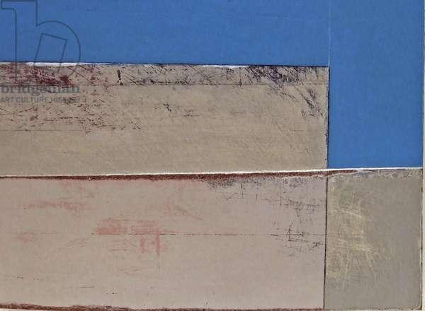 Facade 3, 2007 (acrylic on hardboard)