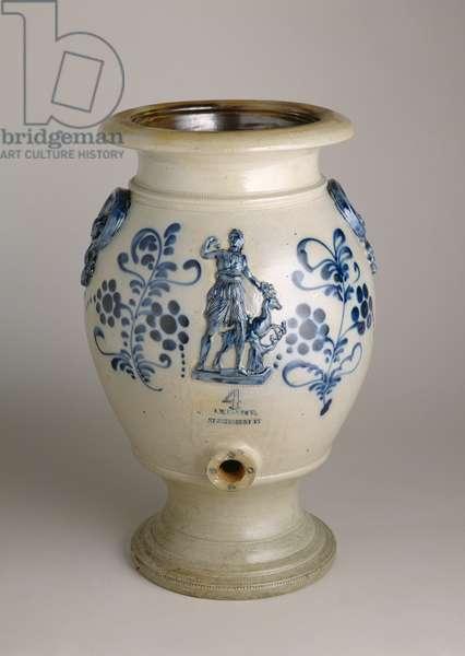 Water Cooler, c.1850 (ceramic)