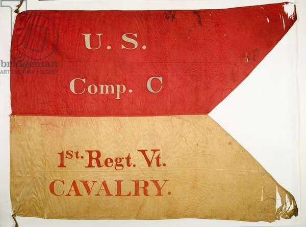 Guidon Flag (textile)