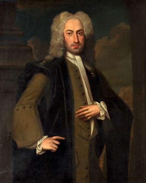 Ralph Allen, Alderman (oil on canvas)