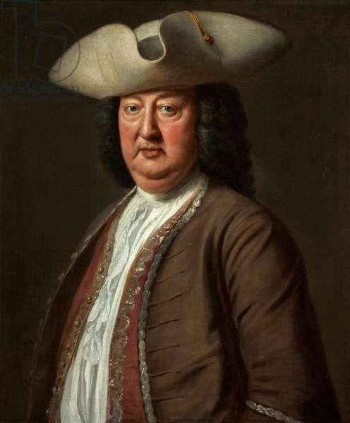 Beau Nash (oil on canvas)