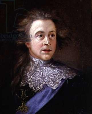 William Wyatt Dimond (1750-1812) actor (oil on canvas)