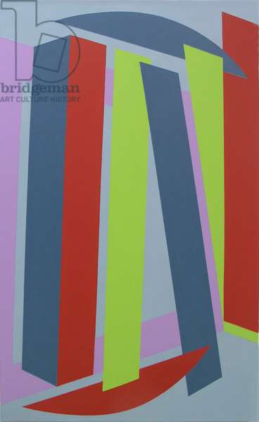 Pluck, 2015 (oil on canvas)