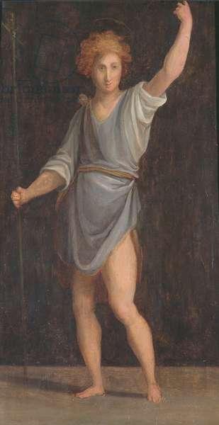 Pannello, Carro della Zecca (fresco)