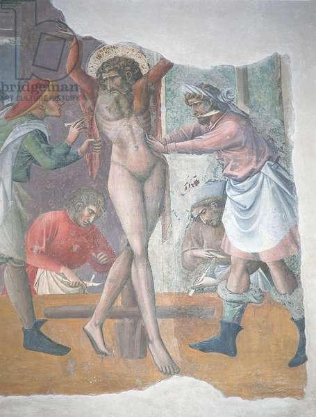 The Flaying of St. Bartholomew (fresco)