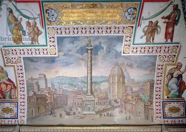 Trajan's Forum (fresco)