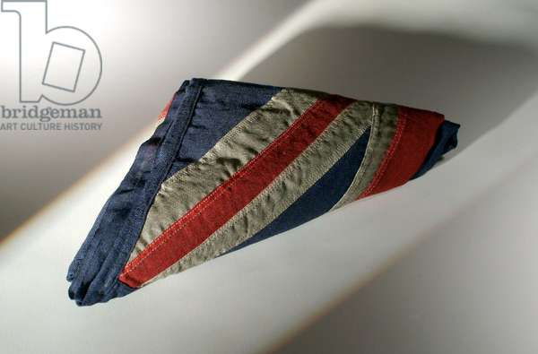 Union Jack from 'RCMP St. Roch' (textile)