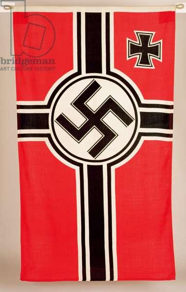Third Reich battle flag (textile)