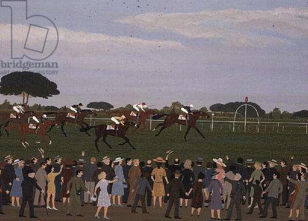 Rome, Racecourse, 1984
