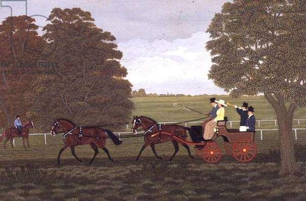 Tandem at Chantilly