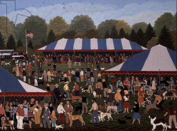 Dog Show, Montgomery, USA