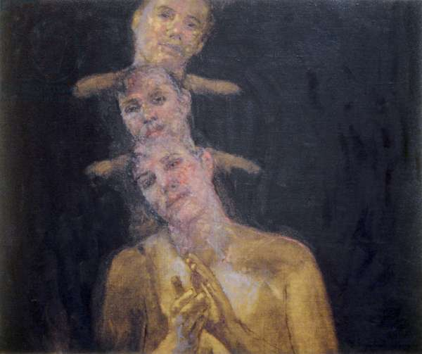 The Show III, 2000 (oil on canvas)