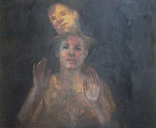 The Show I, 2000 (oil on canvas)