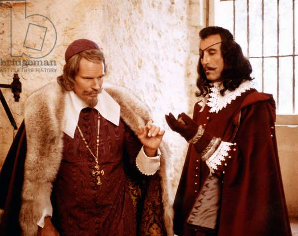 THE THREE MUSKETEERS, Charlton Heston, Christopher Lee, 1973, TM and Copyright � 20th Century Fox Film Corp. All rights reserved. Courtesy: Everett Collection