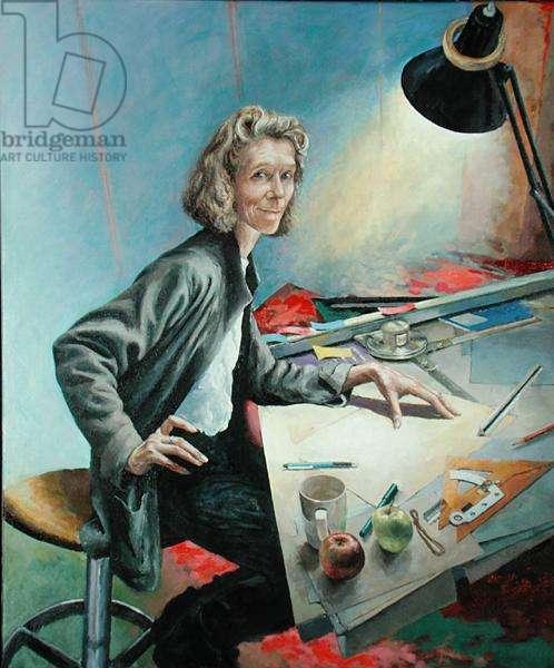 Dinah Casson, 1998 (oil on canvas)