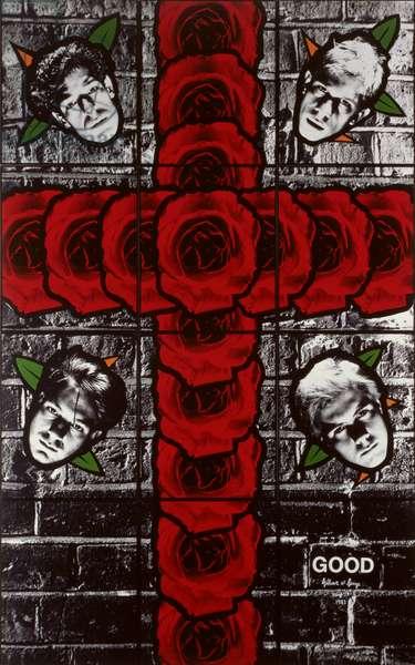 Good, 1983 (photocollage)