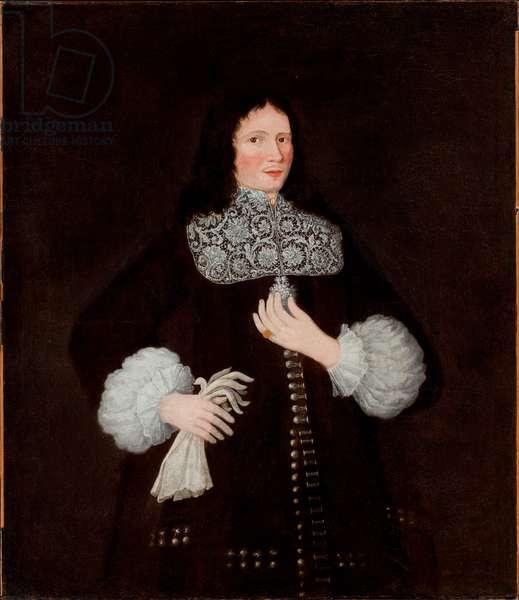John Freake, c.1671-74 (oil on canvas) (see 183406 for pair)