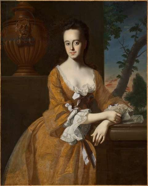 Mrs John Murray (Lucretia Chandler) (1730-68), 1763 (oil on canvas)