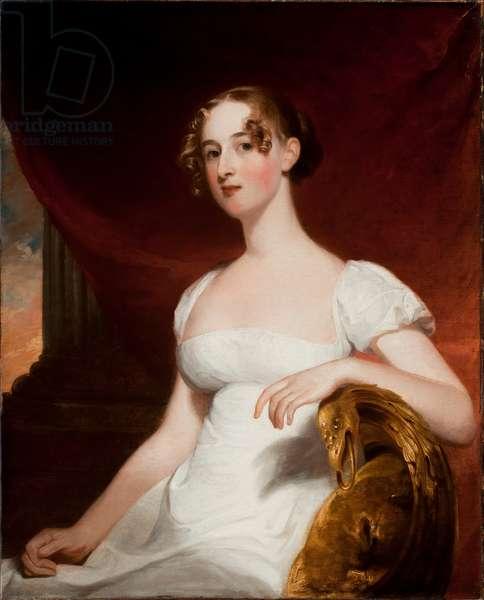 Portrait of Margaret Siddons Kintzing, 1812 (oil on canvas)