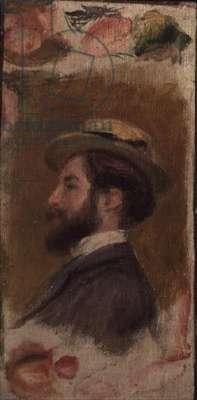 Portrait of Monsieur Clapisson