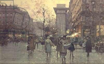 La Porte St. Denis, Paris