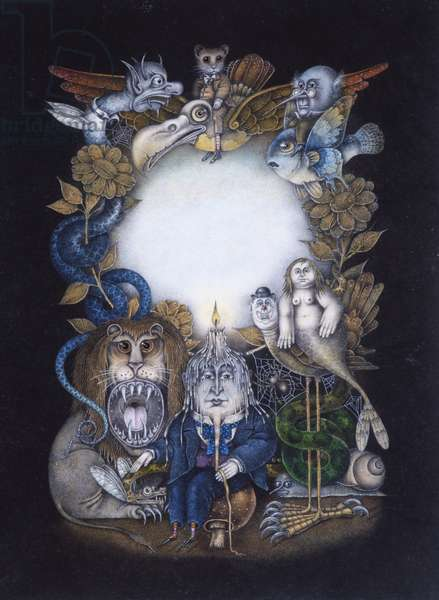 Nonsense,1979,Mixed Media