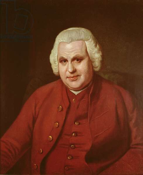 Portrait of Thomas Mudge (1715-94) of the Worshipful Company of Clockmakers