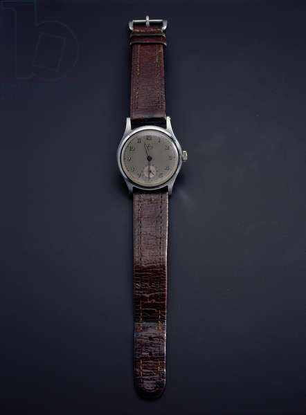 Wristwatch made by Smiths Deluxe (mixed media)