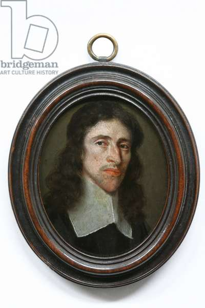 Portrait of Edward East, c.1655 (oil on panel)