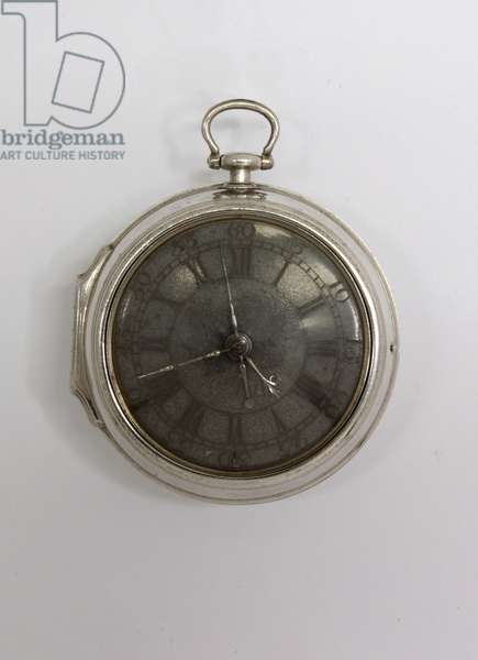 Watch, by John Jefferys, 1752-53, London (for backplate see 71010)