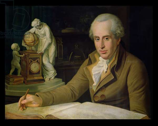 Benjamin Vulliamy, Clockmaker to King George III