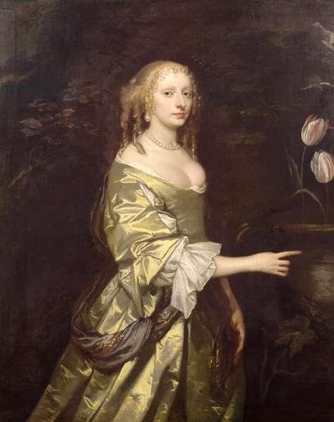 Elizabeth, Lady Wilbraham (1631-1703)