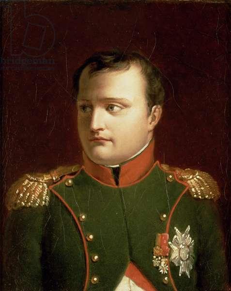Napoleon Bonaparte (1769-1821) (oil)