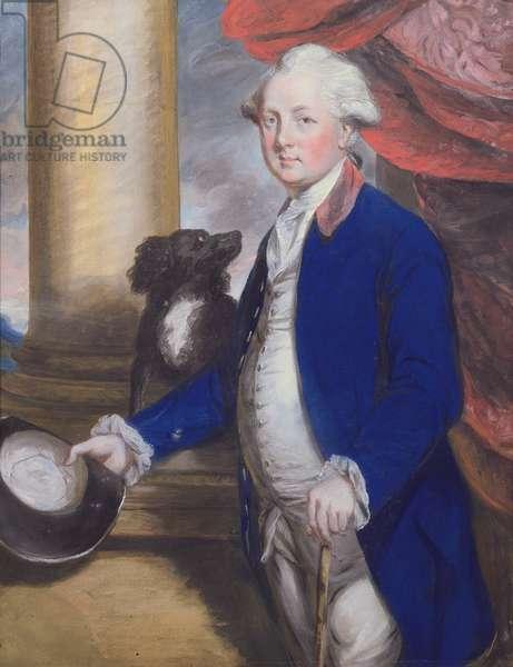 Sir Henry Bridgeman (1725-1800) (pastel) (see 239432 for pair)