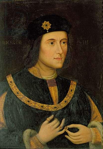 Portrait of Richard III