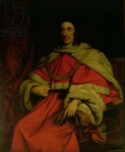 Sir Orlando Bridgeman (1608-74) 1st Baronet (oil)