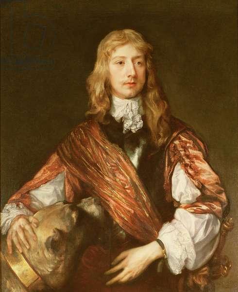 Sir Thomas Killigrew (1612-83), c.1635 (oil)